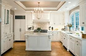 green tile backsplash kitchen tray ceiling bedroom white kitchens island white stainless steel