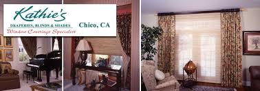 Draperies Com Window Shutters Chico Ca Kathie U0027s Draperies Blinds U0026 Shades