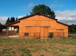 Monitor Style Barn by Parker Buildings Custom Designed Plans And Kits For Pole Structures