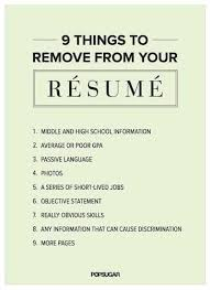 What To Put On A Job Resume by Good Things To Put On A Resume 19 Good Things To Put On A Resume