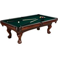 Professional Pool Table Size by Billiard Tables