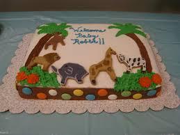 jungle theme baby shower cake photo jungle theme baby shower image