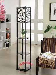 Shelf Floor Lamp Shelf Floor Lamp Brightech Store Maxwell Shelf Floor Lamp U2013