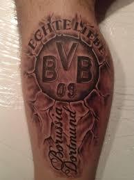 gipfelmax borussia dortmund tattoos von tattoo bewertung de