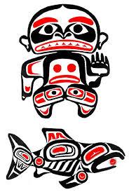 Indian Art Tattoo Designs 18 Best Art Images On Pinterest Native Art Haida Art And Native