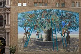 tree of knowledge mural arts philadelphia mural arts philadelphia