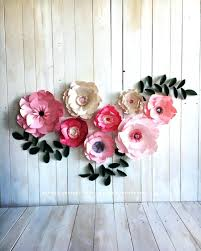 wall ideas ceramic flower wall decor target sakura flower