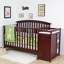 4 In One Convertible Crib Changing Tables 4 In One Crib With Changing Table 4 In 1 Crib