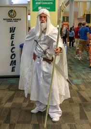 Gandalf Halloween Costume Gandalf White Costume Guide