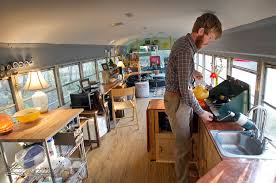 a home on wheels 15 converted buses we love