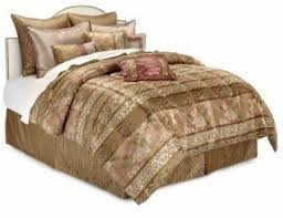 10 Pc Comforter Set Zanzibar Bedding Set Foter