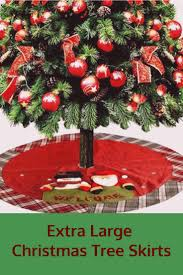 best burlap christmas tree skirts u2013 great gift ideas