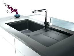 Kitchen Sink Black Blanco Black Sink Blanco Black Sink Cleaner Diaryproject Me