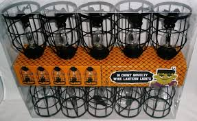 halloween owl cage flickering string lights 10 u0027 what u0027s it worth