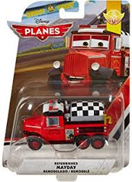amazon disney planes fire rescue mayday die cast vehicle