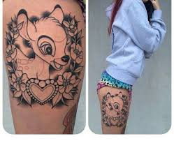 25 trending bambi tattoo ideas on pinterest bambi and thumper