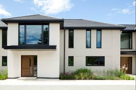 modern style windows interiors design