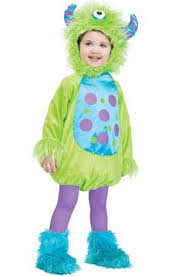 Halloween Costumes Infant Infant Baby Girls Cute Pink Monster Halloween Costume Baby