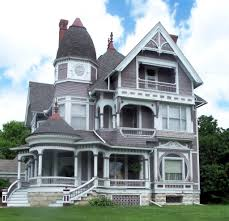 5 examples of a victorian home curb appeal