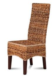 Rattan Dining Room Chairs EBay - Wicker dining room chairs