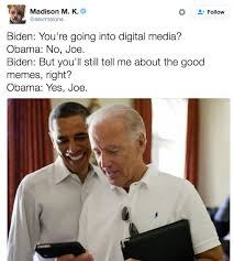 Creator Memes - obama and joey b content creator obama know your meme