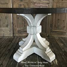 round farmhouse dining table liberty round dining table tablestomorrow