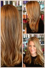 golden apricot hair color butter blonde highlights hairstyles 9 trends for girls womens