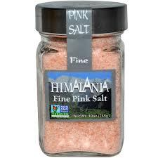cheap himalayan salt l himalania fine pink salt 10 oz 285 g iherb com