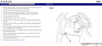 tcs light honda odyssey 2003 sensor logic failure