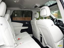 Dodge Journey Interior - black pearl interior 2012 dodge journey crew awd photo 62117984