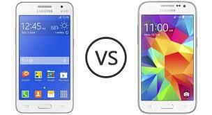 2 samsung galaxy core samsung galaxy core 2 duos vs samsung galaxy core prime phone