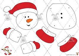 pet moving snowman colour premium printable classroom