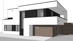 architektur bauhausstil planung neubau efh 23 in möckern architekten ingenieure
