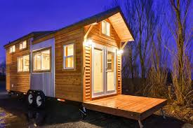 Hummingbird Tiny Houses by Tiny House Town Napa Edition W Metal Accents
