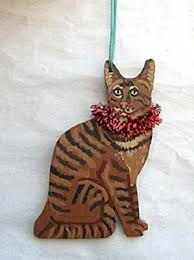 handmade ornaments for cat meowaf