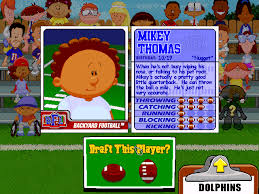 Backyard Baseball 10 Mikey Thomas Backyard Sports Video Game Character Profile Vizzed