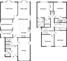 Beaumaris Castle Floor Plan by 4 Bedroom Detached House For Sale In Sylvan Way Bognor Regis