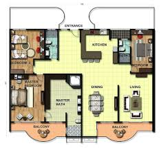 Floor Plan Two Storey by Homeapartment Building Floor Plans Philippines Apartment Planner