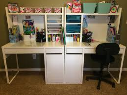 ikea micke desks for the kids done kid desks pinterest
