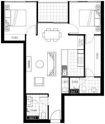 2 bedroom skyline apartment m u0026a apartments