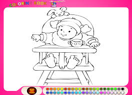 coloring pages free kids games online kidonlinegame com page 4