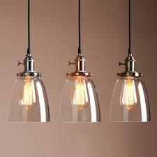 Cafe Pendant Lights Pendant Lights Vintage Industrial Ceiling L Cafe Glass