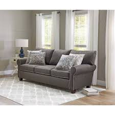 sofa bed for sale walmart better homes and gardens clayborne sofa walmart com
