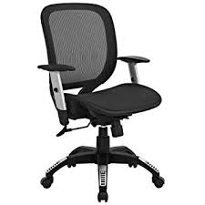tenafly mesh desk chair amazon com modway arillus all mesh office chair black kitchen