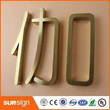lettre en acier lettres de canal en acier inoxydable achetez des lots à petit prix