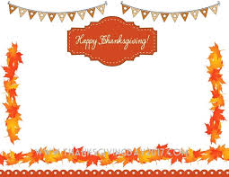 happy thanksgiving border 2017 happy thanksgiving day 2017