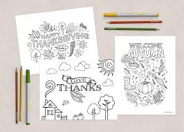 free thanksgiving coloring pages www teepeegirl
