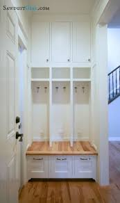 Built In Bench Mudroom 86 Best House Mudroom Images On Pinterest Home Mud Rooms And