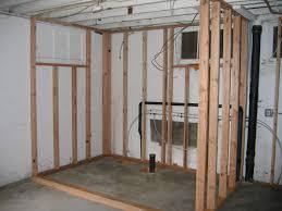 bathroom basement ideas framing a bathroom excellent design home ideas