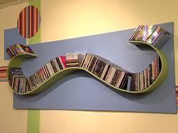 build a wave shaped cd rack hgtv